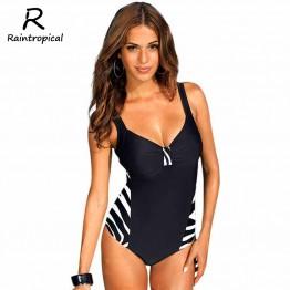 Newest One Piece Vintage Swimwear