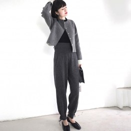 Beautiful Wool Knit Slacks