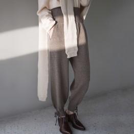Beautiful Wool Knit Slacks