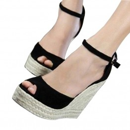 Beautiful Comfortable Bohemian Wedges