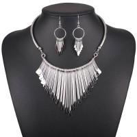 Stunning Tassel Necklace Pendant
