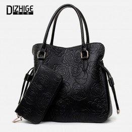 Designer PU Leather Handbag
