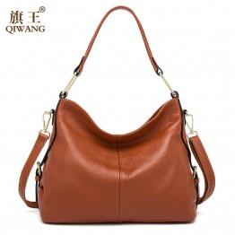 Genuine Leather Designer Handbag