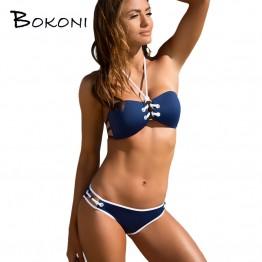 Sexy Halter Brazilian Bikini