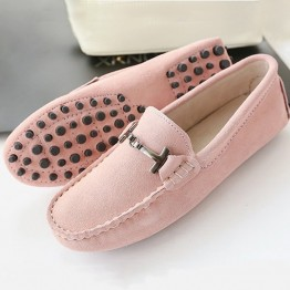 Casual Leather Flats