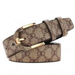 Designer Quality Luxury Brand Genuine Leather Belt