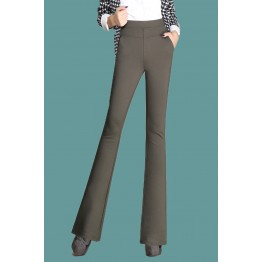 Designer Full Length Cotton Pencil Pants