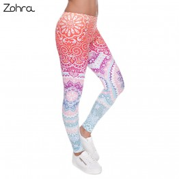 Aztec Printing Leggings